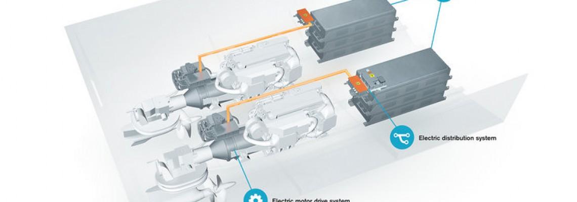 Volvo Penta introduceert hybride concept voor maritieme aandrijving